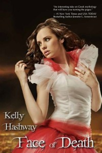 Face of Death (Touch of Death #3) by Kelly Hashway