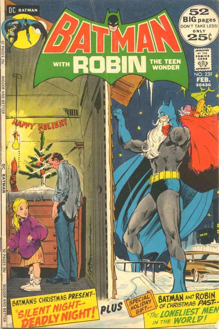 Figure 15 Batman 239 February 1972