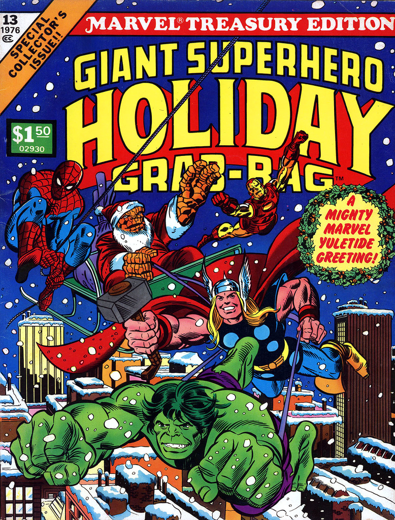 Figure 16 Marvel Treasury Edition 13 1976