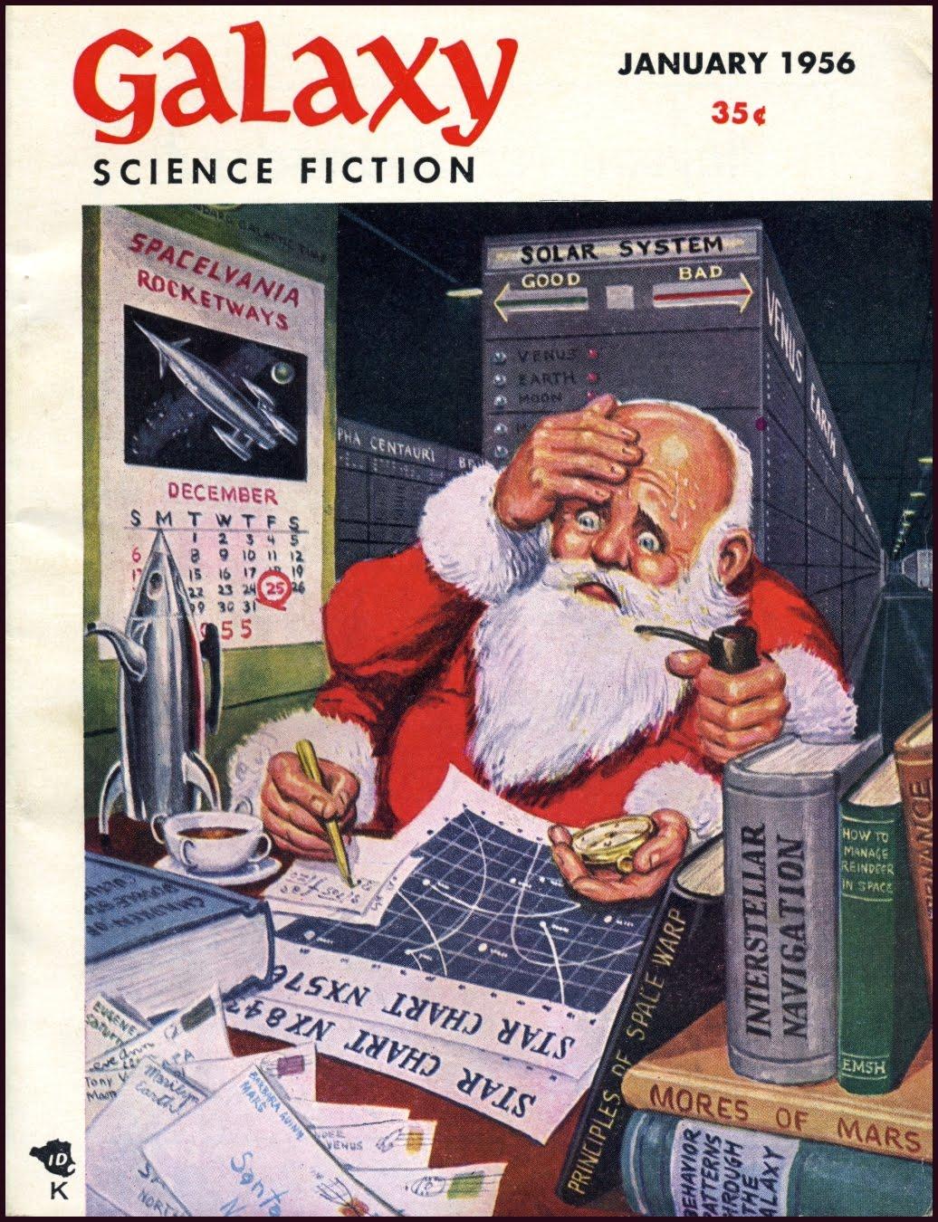 Figure 9 Galaxy Magazine January 1956