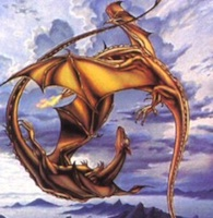 Fire Lizards from the Pern series