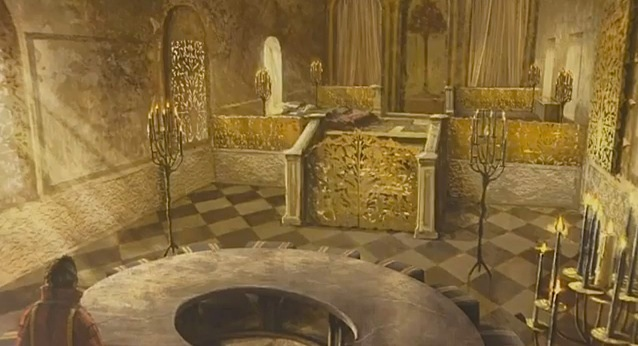 Highgarden from Game of Thrones season 2