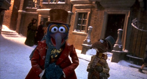 Candy Caine: The Sweetness of A Muppet Christmas Carol