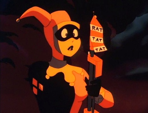Batman The Animated Series Harlequin