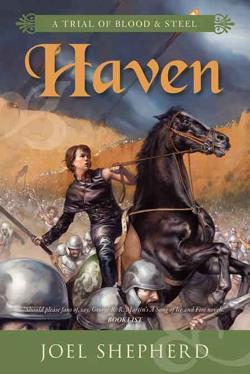 Haven by Joel Shepherd