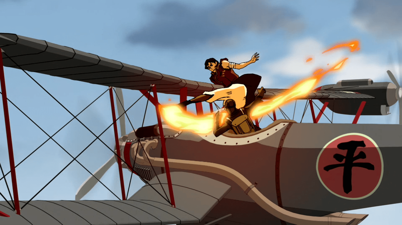 A recap and review of The Legend of Korra finale The Endgame
