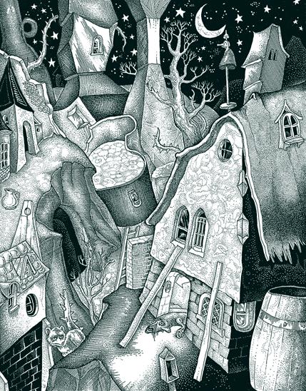 Jason Van Hollander, H.P. Lovecraft
