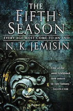 the fifth season nk jemisin