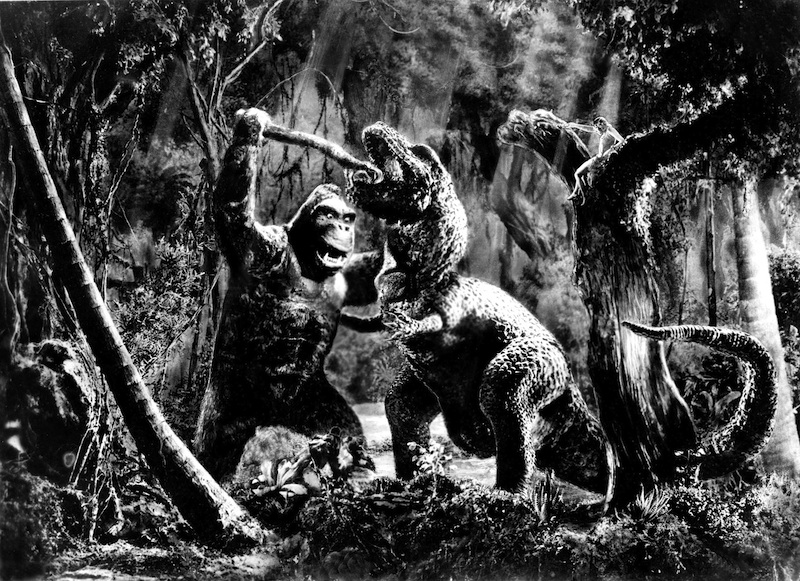 Photograph reproduced by permission of RKO (Bob Burns Collection) and DK Publishing from Monsters in the Movies by John Landis. ©2011 All rights reserved. (Click to Enlarge)