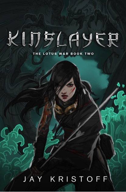 Jason Chan Jay Kristoff Kinslayer Cover Reveal