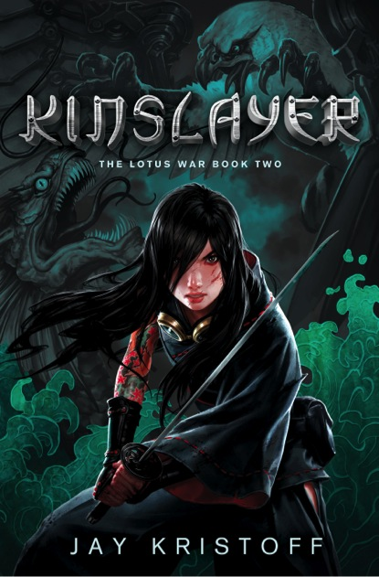 Jason Chan Jay Kristoff Kinslayer Cover Art