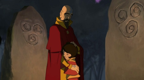 Legend of Korra The Return