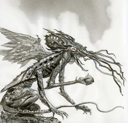 Lovecraft, Michael Whelan