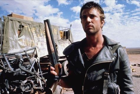 Mad Max Road Warrior Mel Gibson