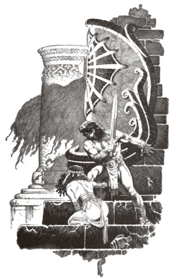 Mark Schultz: Conan
