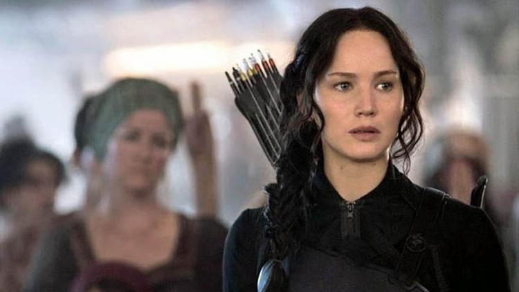 Hunger Games Mockingjay Part 1 Katniss
