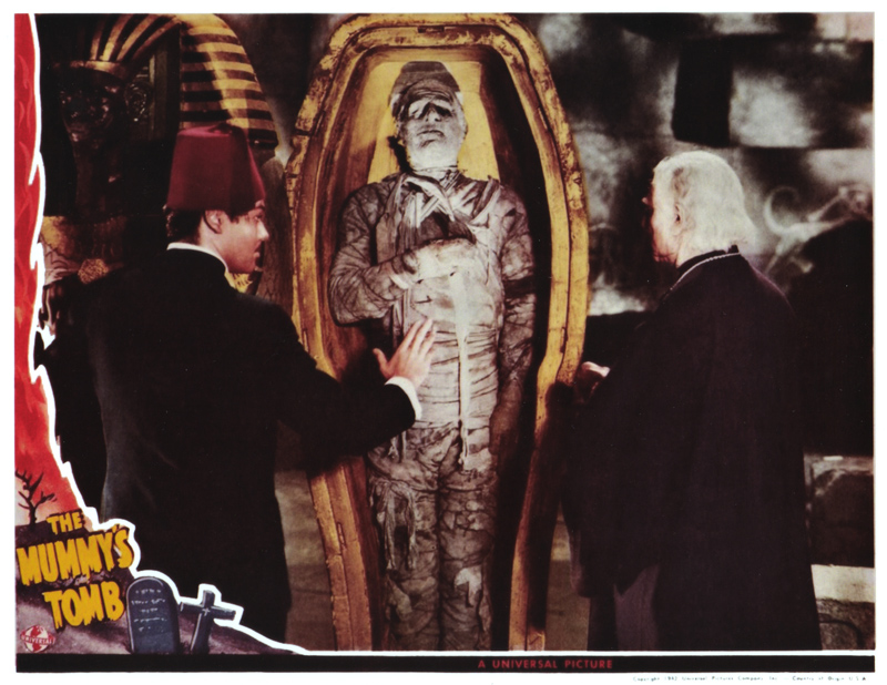 The making of the classic Mummy movie series