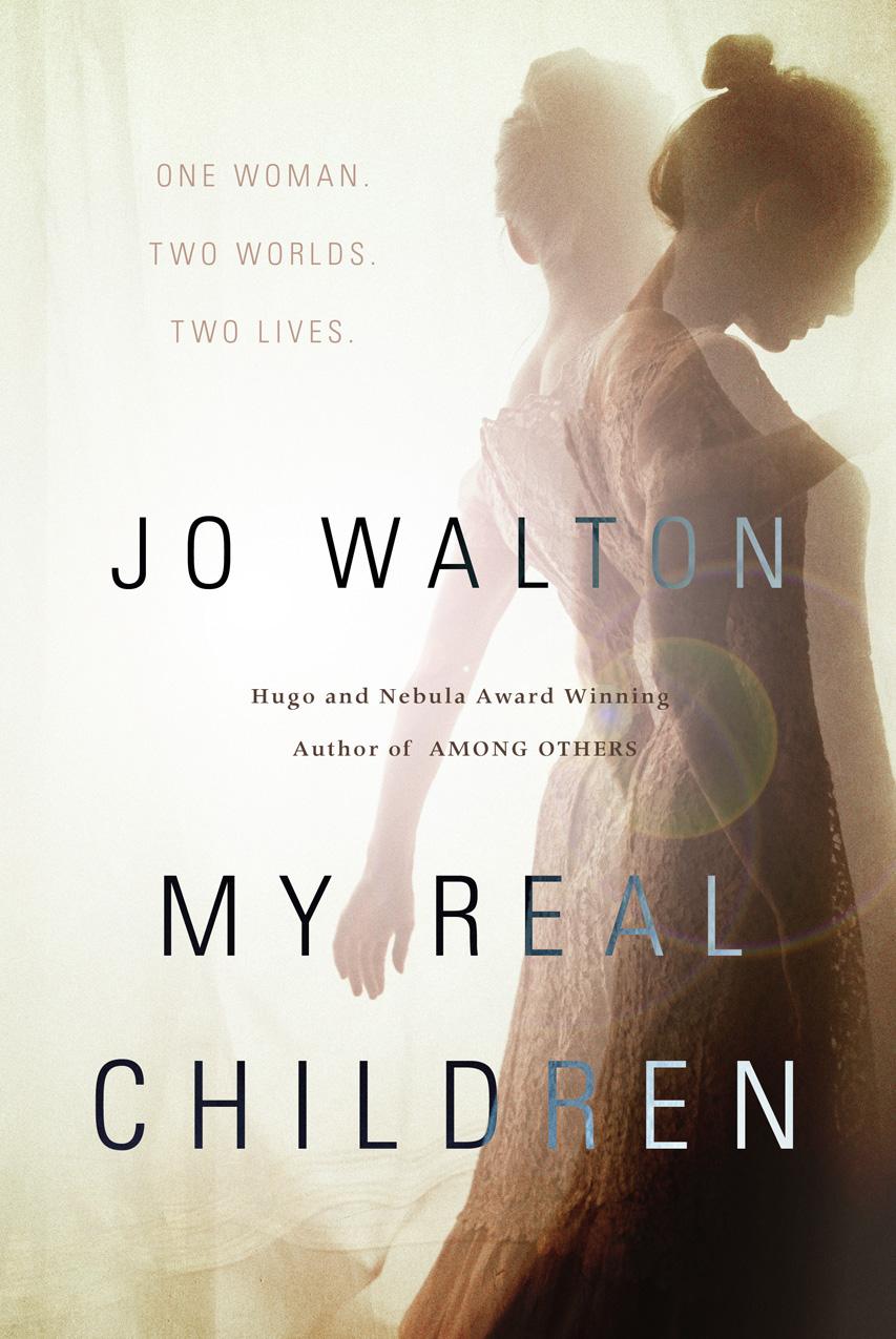 My Real Children Jo Walton cover