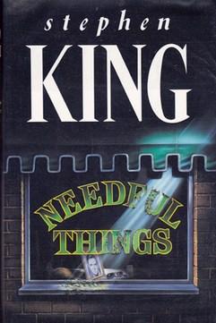 Stephen King Needful Things