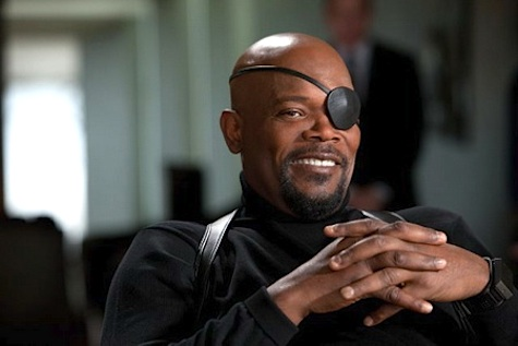 8 Essential Eyepatches in Science Fiction Nick Fury Avengers Samuel L Jackson