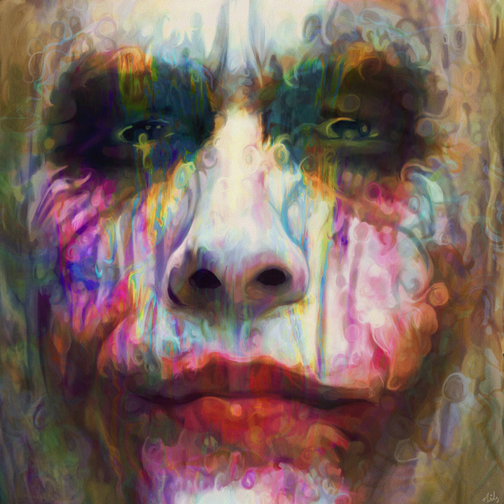 Nicky Barkla Heath Ledger Joker