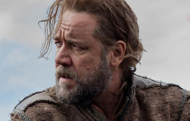 Russell Crowe in Darren Aronofsky's Noah.