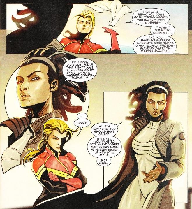 Captain Marvel Kelly Sue DeConnick Carol Danvers