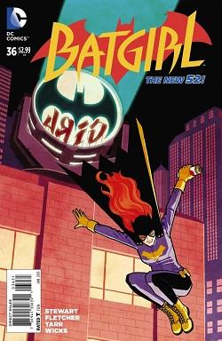 Batgirl comic