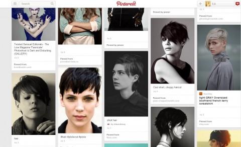 Liz de Jager Pinterest Board Kit model Banished
