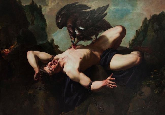 Prometheus Theodoor Rombouts