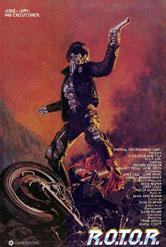VHS Cover R.O.T.O.R.