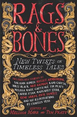 Rags and Bones Melissa Marr Tim Pratt