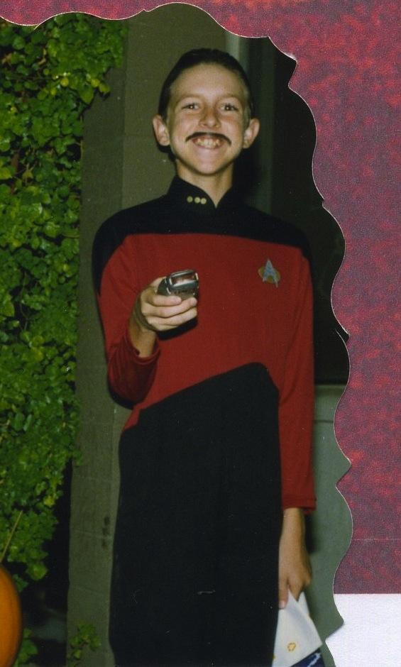 Star Trek fan diary All Good Things