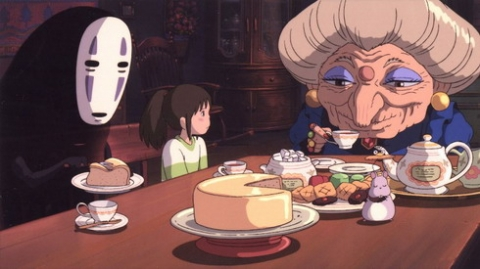 The Little Things An Appreciation Of Spirited Away Tor Com