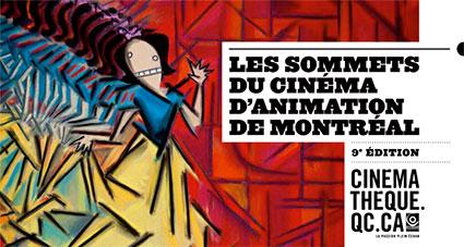 Les Sommets du cinéma d'animation de Montréal