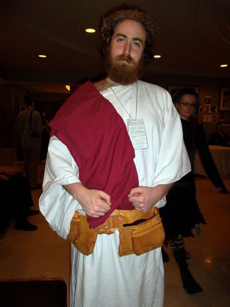 What Would Con Jesus Do?