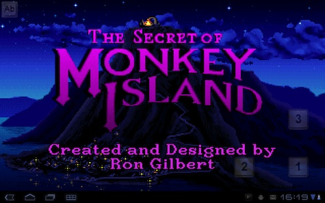 New Monkey Island game