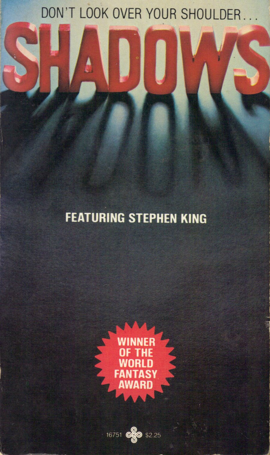 Shadows Stephen King Charles L Grant