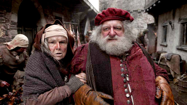 Hollow Crown's Falstaff and the filthy London streets he represents and will (unwittingly) help Hal to reform.