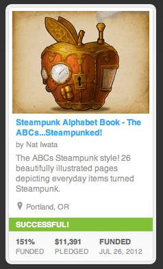 10 Tips for Launching your Steampunk Project on Kickstarter