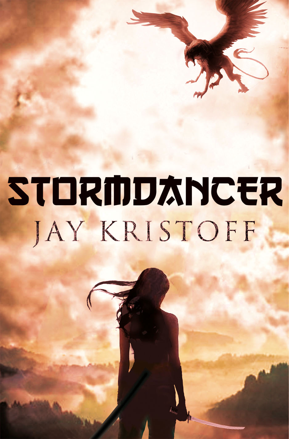 Stormdancer cover process