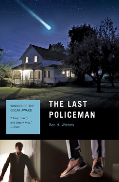 The Last Policeman Ben H Winters