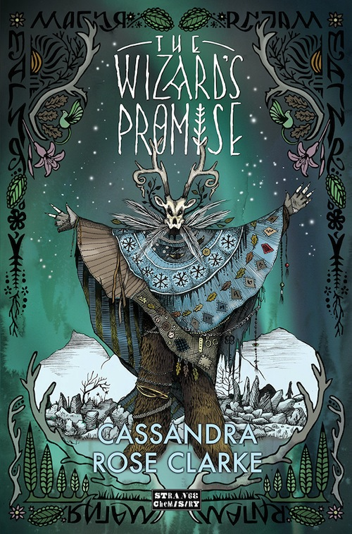 Sarak K Coleman The Wizard's Promise