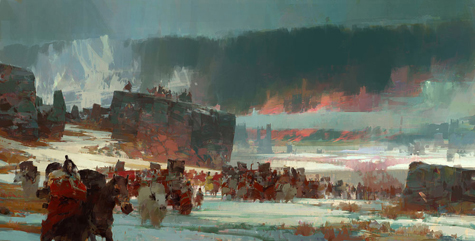 Theo Prins Refugees