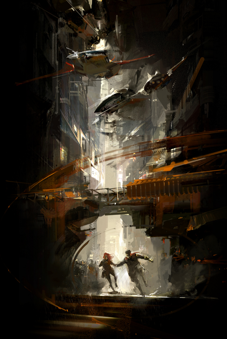 Richard Anderson, Time Salvager