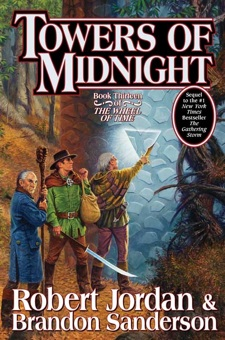 Towers of Midnight by Robert Jordan and Brandon Sanderson