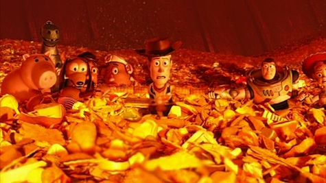Toy Story 3: The Steadfast Plastic Cowboy