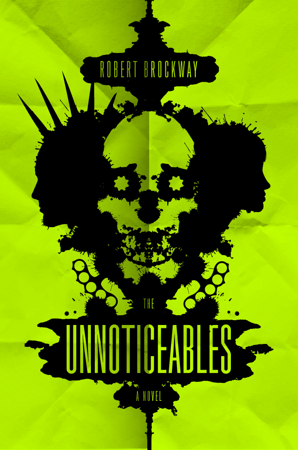 Unnoticeables Robert Brockway cover