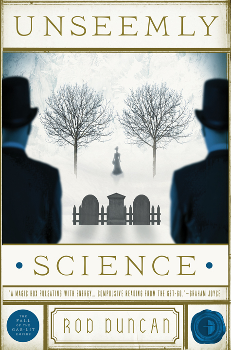 Unseemly Science Gaslit Empire Rod Duncan