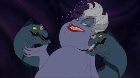 Ursula Flotsam Jetsom Little Mermaid